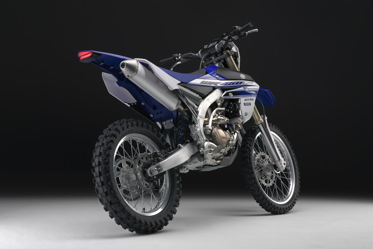 film bilder och fakta yamaha wr450f 2016. Black Bedroom Furniture Sets. Home Design Ideas